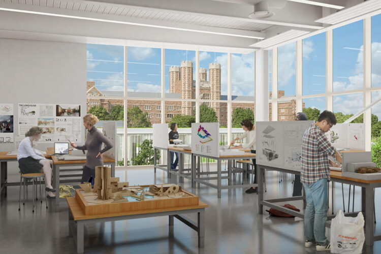 Providing a Premier Environment for Architecture Education