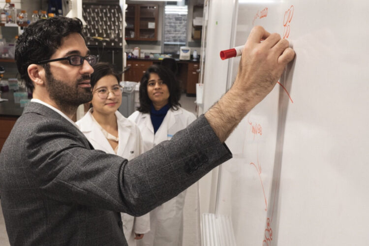 WashU collaborates with Agilent, Merck to expand metabolomics research