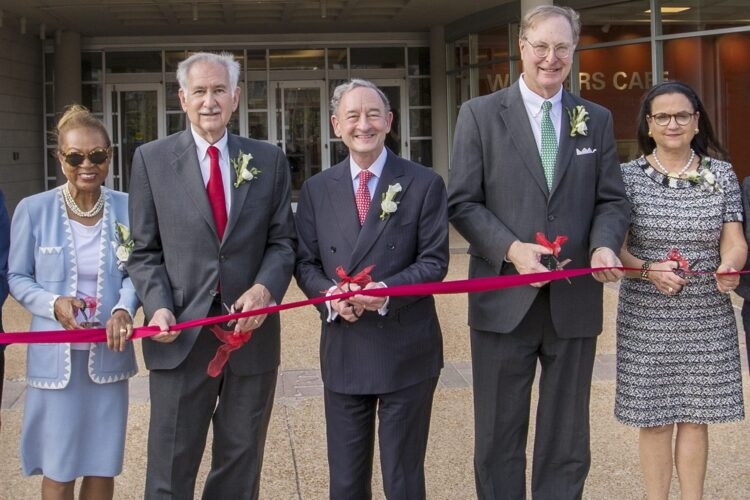 Transformed Olin Library Will Enhance Scholarship, Research, Collaboration
