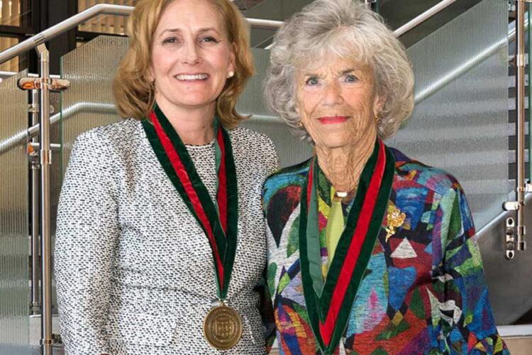 Third Loeb Professorship Extends Family's Dedication to Medical Education